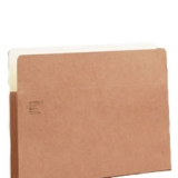 "Legal Size 3 1/2"" Paper Gusset Size- 10"" X 15"" (Carton of 50)"