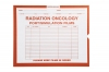 Radiation Oncology, Orange #165 - Category Insert Jackets, System I, Open End - 14-1/4&#34 x 17-1/2&#34 (Carton of 250)