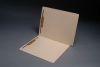14 pt Manila Folders, Full Cut End Tab, Letter Size, Full Open Top Back Pocket, Fasteners Pos #1 & #3 (Box of 50)