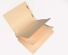 15 Pt. Manila Classification Folders, Full Cut End Tab, Letter Size, 2 Dividers (Box of 25)