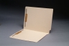 14 pt Manila Folders, Full Cut End Tab, Letter Size, Fastener Pos #1 & #3 (Box of 50)