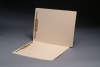 14 pt Manila Folders, Full Cut 2-Ply Super End Tab, Letter Size, Fastener Pos #1 & #3 (Box of 50)